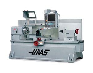 Haas TL-3 Machine