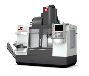 Haas VF-2 Machine